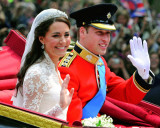 Royal Wedding - Prince William and Kate Middleton