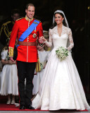 Royal Wedding - Prince William and Kate Middleton - The Royal Couple