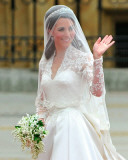 Royal Wedding - Kate Middleton