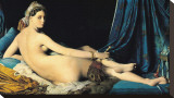 The Grand Odalisque  c1814