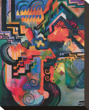Colored Composition (Hommage a Sebastin Johann Bach)