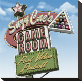 Suzy Cue's Game Room
