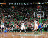 New York Knicks v Boston Celtics - Game One  Boston  MA - April 17: Ray Allen
