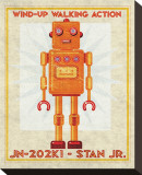 Stan Jr Box Art Robot