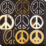 Peace Mantra (yellow)