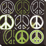 Peace Mantra (green)