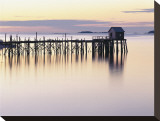 Old Wharf at Dawn