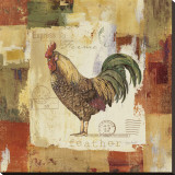 Colorful Rooster II