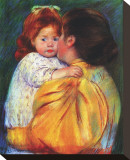 Maternal Kiss  c 1896