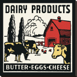 Dairy Products-Butter  Eggs  Cheese