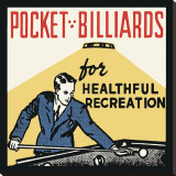 Pocket Billiards for Healthful Recreation
