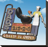 Dad's Southern Style Bar-B-Q