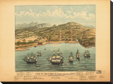 View of San Francisco  c1846-7