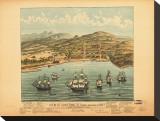 View of San Francisco  c1846-7