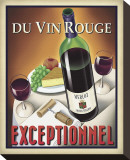 Du Vin Rouge Exceptionnel