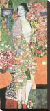 The Dancer, c.1918 Tableau sur toile par Gustav Klimt