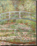 Water Lily Pond  c1899