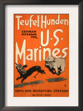 Teufel Hunden German Nickname for U S Marines