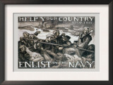 Help Your Country Stop This Enlist in the Navy