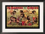 Al G Barnes Trained Wild Animal Circus