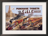 Purchase Tickets Via Erie Railway