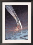 Silver Surfer: Requiem 1 Cover: Silver Surfer