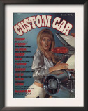 Custom Car Cover  October 1975