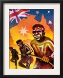 Australia Day Montage