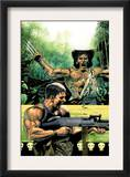 Wolverine Punisher 5 Cover: Wolverine and Punisher