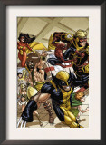Incredible Hercules 138 Group: Wolverine  Spider-Man  Hercules  Wasp and Spider Woman