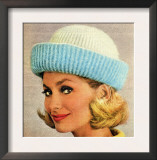 1962 Knitted Hat