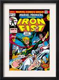 The Immortal Iron Fist: Marvel Premiere 15 Cover: Iron Fist