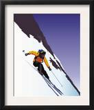 Downhill Skier