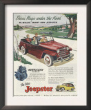 Jeepster Advertisement