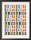 Old Canned Food Labels