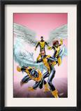 X-Men: First Class 11 Cover: Cyclops  Beast  Angel  Iceman and Marvel Girl