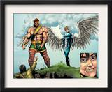 Incredible Hulk 106 Group: Cho  Amadeus  Hercules and Angel