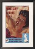 1955 British Railways Holiday Guide