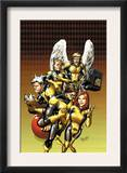 X-Men: First Class 12 Cover: Cyclops  Marvel Girl  Iceman  Angel and Beast