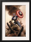 Captain America Theater Of War: America The Beautiful 1 Cover: Captain America