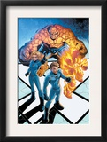 Marvel Age Fantastic Four 5 Cover: Mr Fantastic