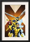 X-Men: First Class 15 Cover: Cyclops  Marvel Girl  Beast  Iceman and Angel