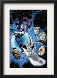 Marvel Adventures Fantastic Four 26 Cover: Silver Surfer