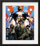 Captain America Theater of War: Ghosts of My Country 1 Cover: Captain America