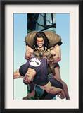 Punisher War Journal 14 Cover: Punisher and Kraven The Hunter