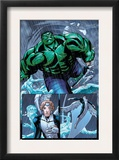 Hulk Team-Up 1 Group: Hulk  Angel and Iceman