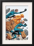 Marvel Age Fantastic Four 8 Cover: Mr Fantastic