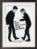 In With the Way-Outs: The Block  Dancing Instructions