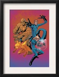 Marvel Age Fantastic Four 7 Cover: Mr Fantastic