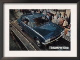 1970&#39;s Triumph 1500 Car